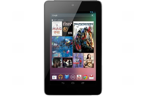 Sữa chữa bảo hành Amazon Kindle Fire HDX 32GB Flash Driver 7
